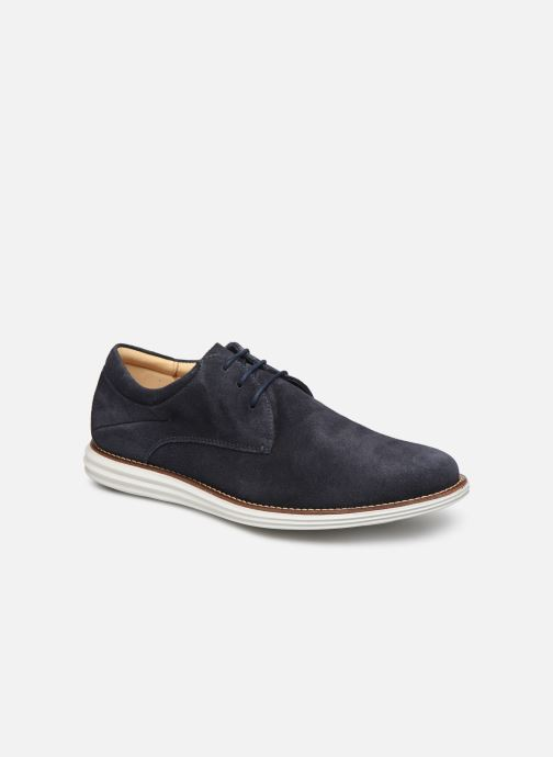 Veterschoenen Anatomic & Co Planalto C Blauw detail