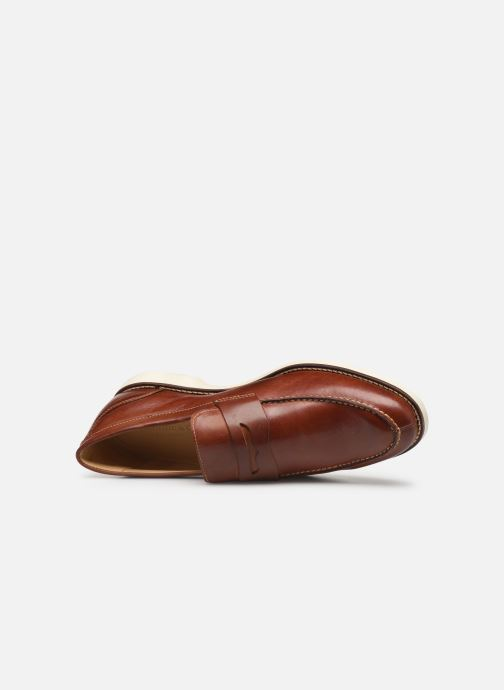 Loafers Anatomic & Co Senador C Brown view from the left