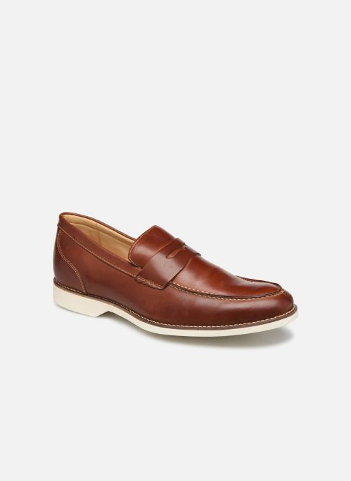 Loafers Anatomic & Co Senador C Brown detailed view/ Pair view