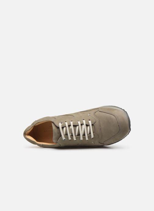 Sneaker Anatomic & Co Vai C grau ansicht von links