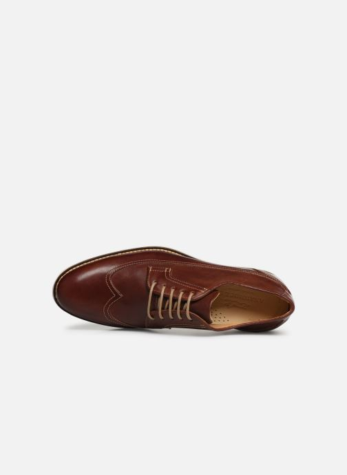 Lace-up shoes Anatomic & Co Villas C Brown view from the left