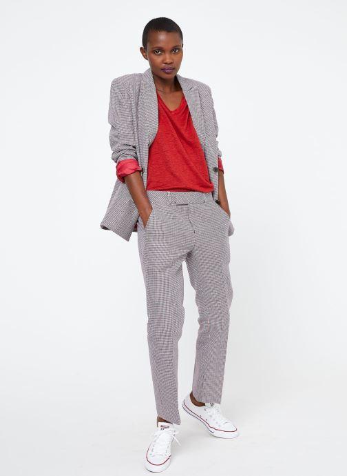 Vêtements MKT Studio PANOU Multicolore vue bas / vue portée sac
