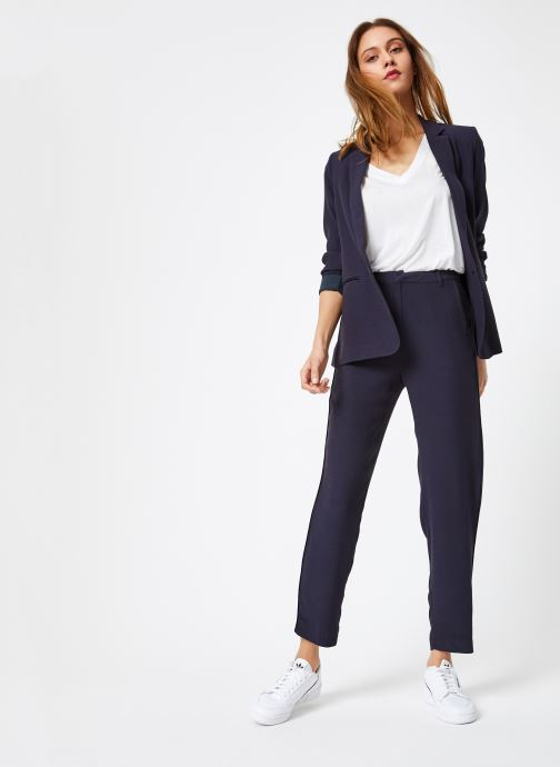 Vêtements MKT Studio PATRICIA Bleu vue bas / vue portée sac