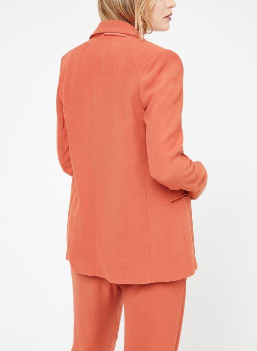 Kleding MKT Studio VERONICA Oranje model