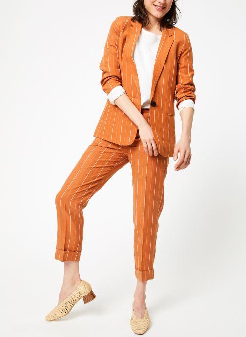 Vêtements MKT Studio PIM Marron vue bas / vue portée sac