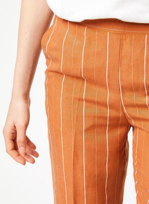 Vêtements MKT Studio PIM Marron vue face