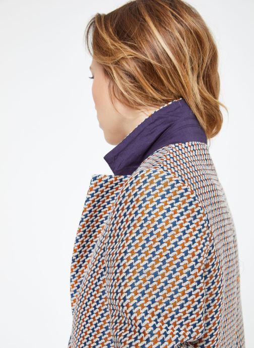 Vêtements MKT Studio VININ Bleu vue face