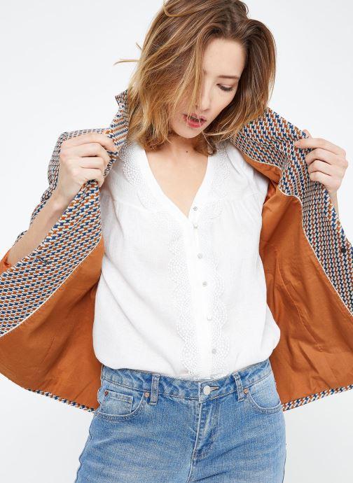 Vêtements MKT Studio VININ Bleu vue détail/paire