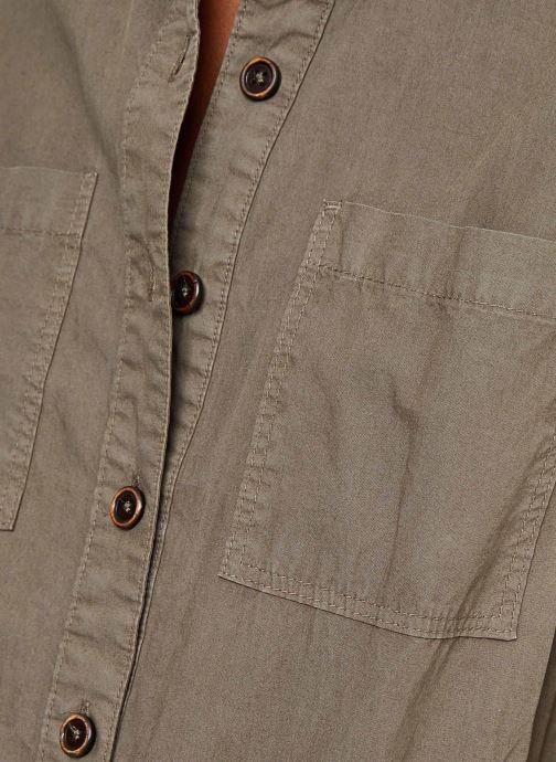Vêtements MKT Studio ORAMI Vert vue face