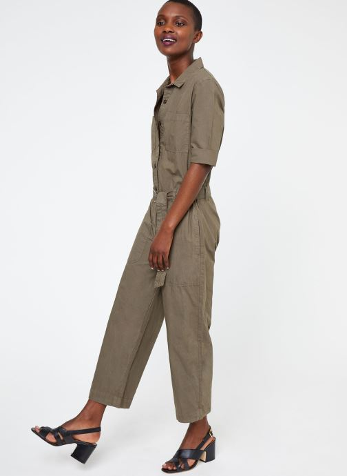 Vêtements MKT Studio ORAMI Vert vue droite