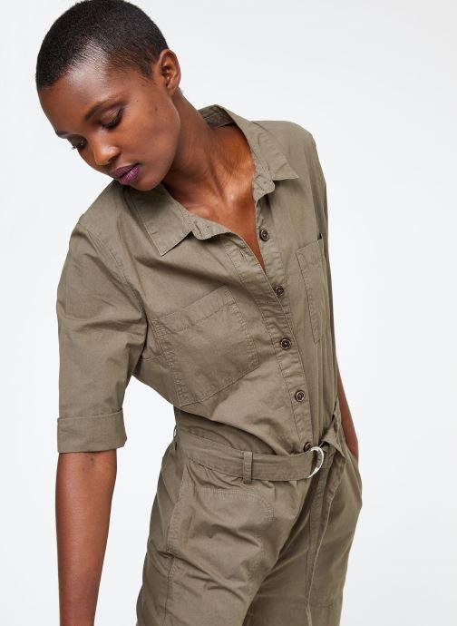 Vêtements MKT Studio ORAMI Vert vue détail/paire
