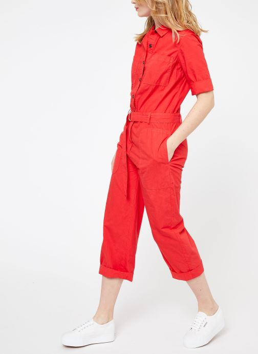 Vêtements MKT Studio ORAMI Rouge vue droite