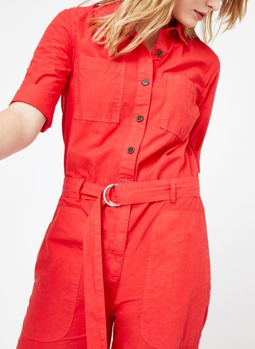 Vêtements MKT Studio ORAMI Rouge vue détail/paire