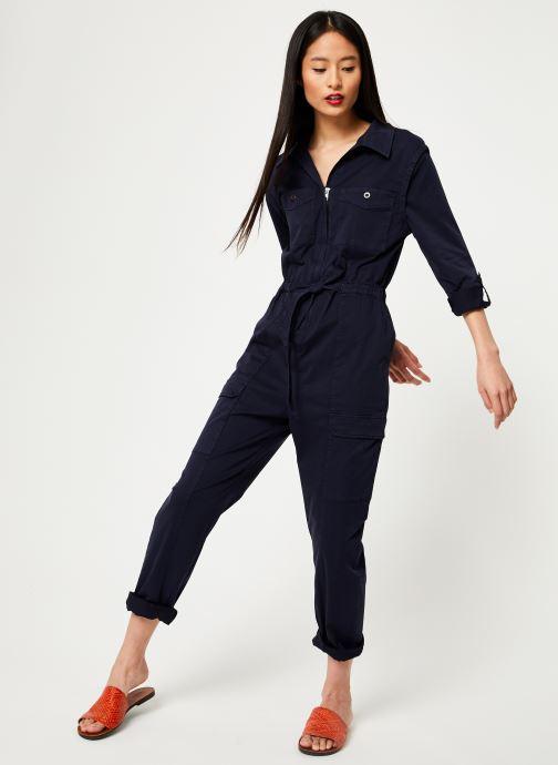 Vêtements MKT Studio OPALITE Bleu vue bas / vue portée sac