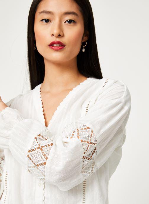 Vêtements MKT Studio CHILI Blanc vue face