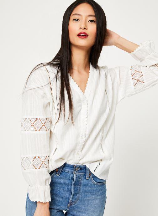 Vêtements MKT Studio CHILI Blanc vue détail/paire