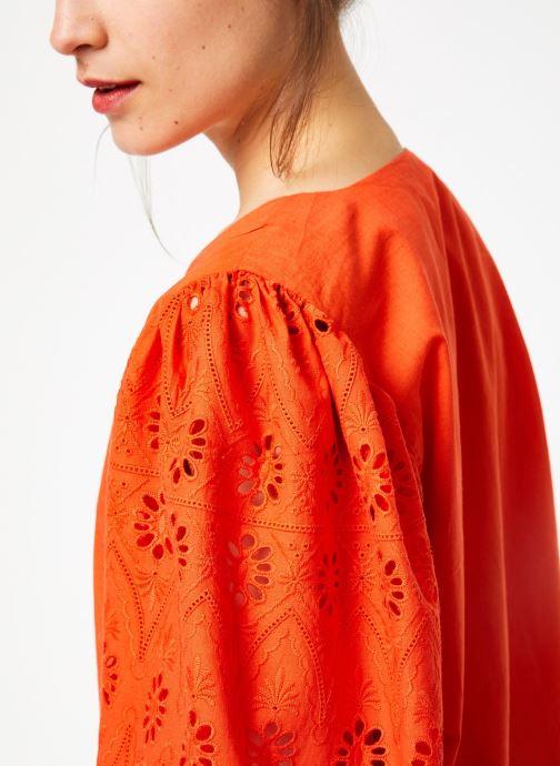 Vêtements MKT Studio HUTANI Rouge vue face