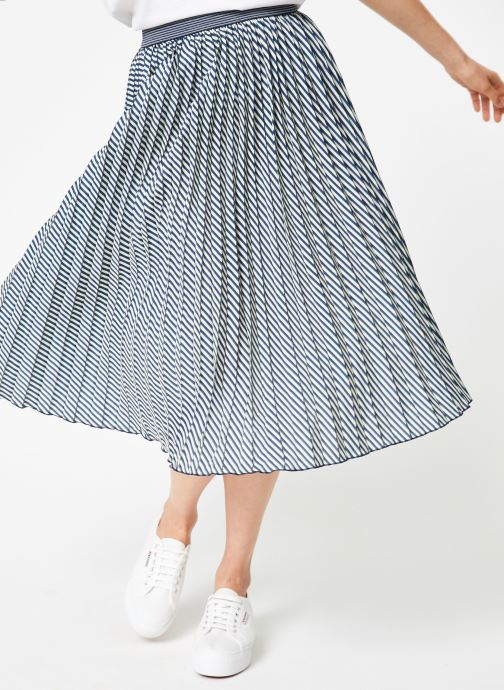 Vêtements MKT Studio JIGOU Blanc vue détail/paire