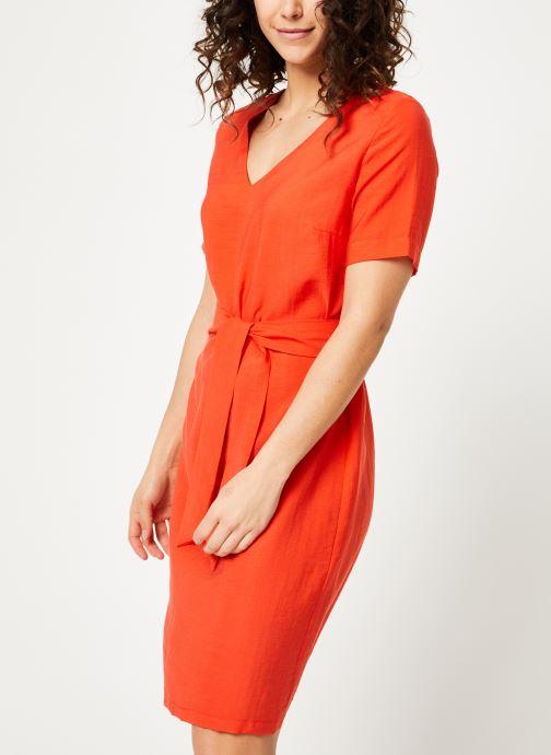 Vêtements MKT Studio REGA Rouge vue droite