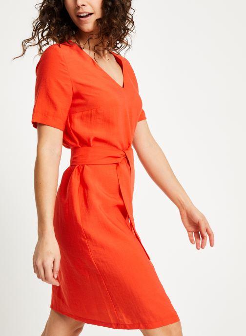 Vêtements MKT Studio REGA Rouge vue détail/paire