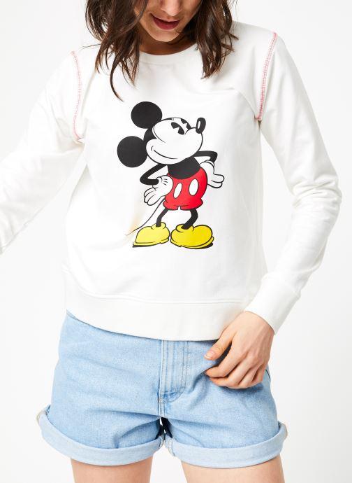 Vêtements MKT Studio SEKA WD Blanc vue détail/paire