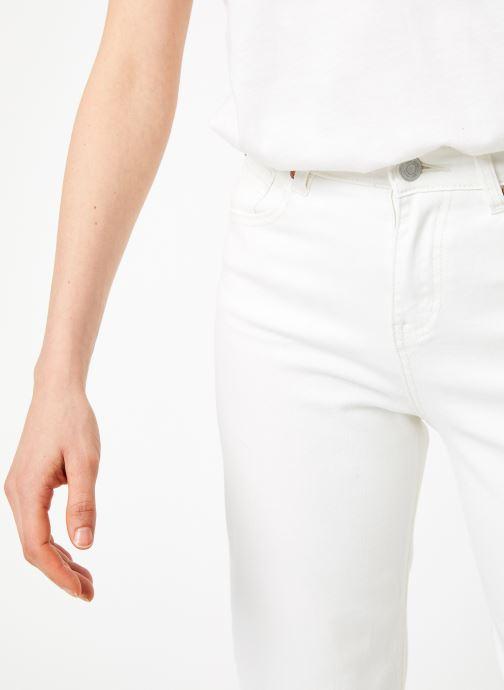 Vêtements MKT Studio THE EMMA NEW DRILL Blanc vue face