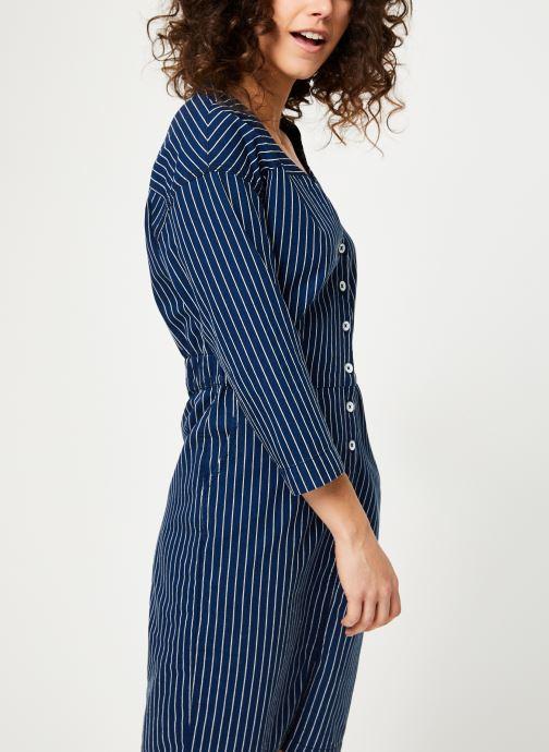 Vêtements MKT Studio RIKI Bleu vue détail/paire