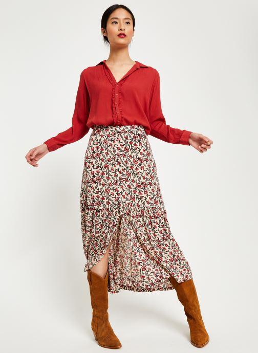 Ecru Stella VêtementsJupes Forest Holly Longue Imp Jupe jSUpGzLMVq