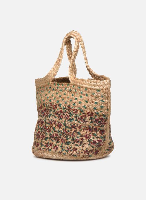 Handtaschen Stella Forest SAC PANIER BI IMP JESSIE grün schuhe getragen