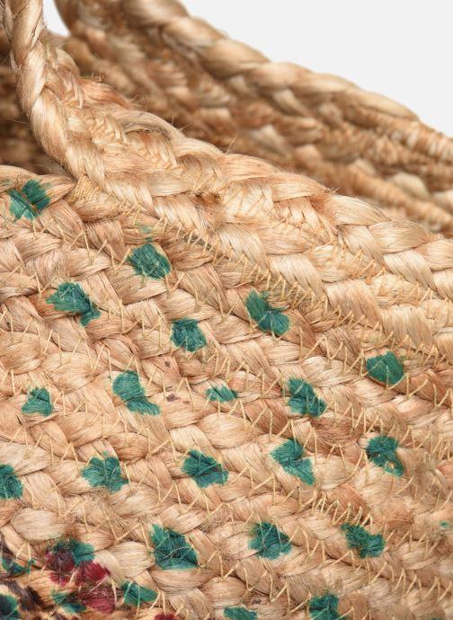 Handtaschen Stella Forest SAC PANIER BI IMP JESSIE grün ansicht von links