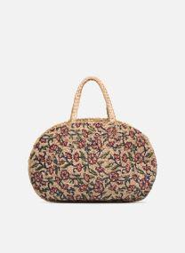 Handtaschen Taschen SAC PANIER IMPRIME FLEURS JEAN