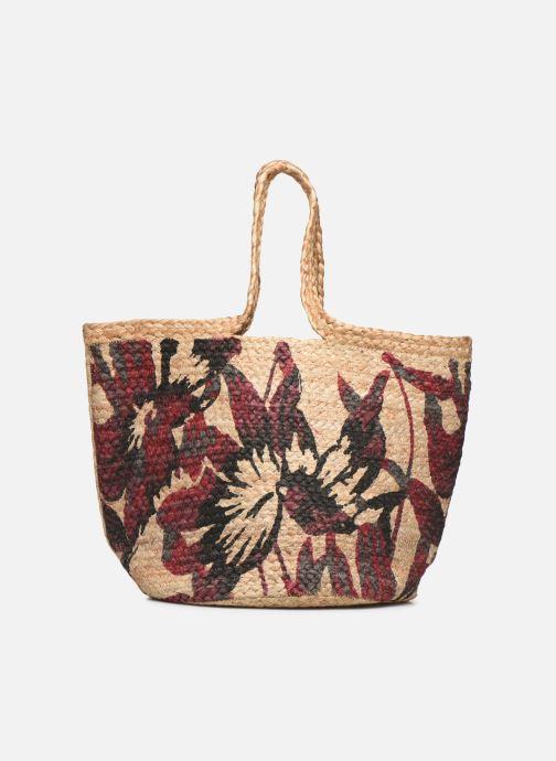 Handtaschen Stella Forest SAC PANIER IMPRIME CAROLYN beige ansicht von vorne