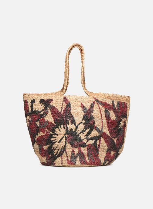 Handtaschen Stella Forest SAC PANIER IMPRIME CAROLYN beige detaillierte ansicht/modell