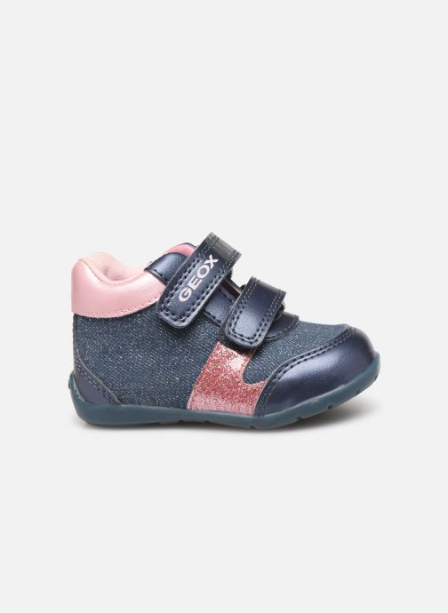 Sneakers Geox B Elthan Girl Rosa immagine posteriore