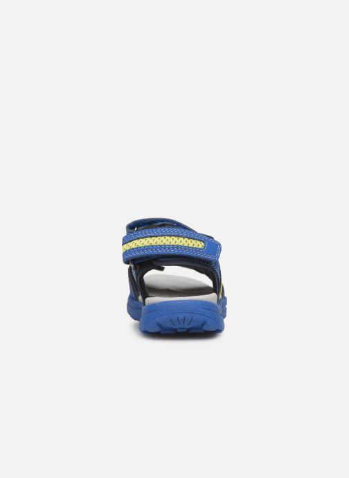 Sandales et nu-pieds Geox J Vaniett Boy Bleu vue droite