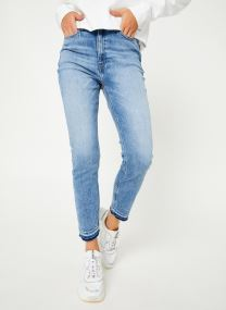 CKJ 010 HIGH RISE SKINNY CROP