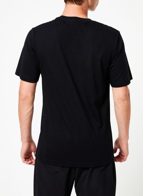 Kleding Calvin Klein Jeans PHOTO S/BOARD INSTITUTIONAL SS Zwart model
