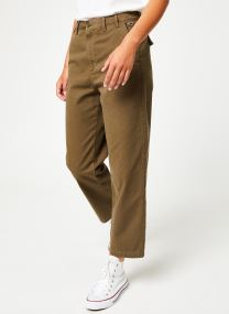 TJW HIGH RISE STRAITGHT GMD PANT