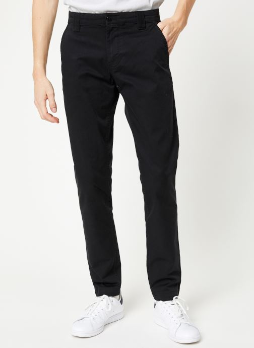 Vêtements Tommy Jeans TJM SCANTON CHINO PANT Noir vue détail/paire