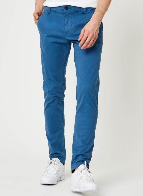 Vêtements Tommy Jeans TJM SCANTON CHINO PANT Bleu vue détail/paire