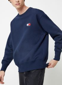 Sweatshirt - TJM TOMMY JEANS BADGE CREW
