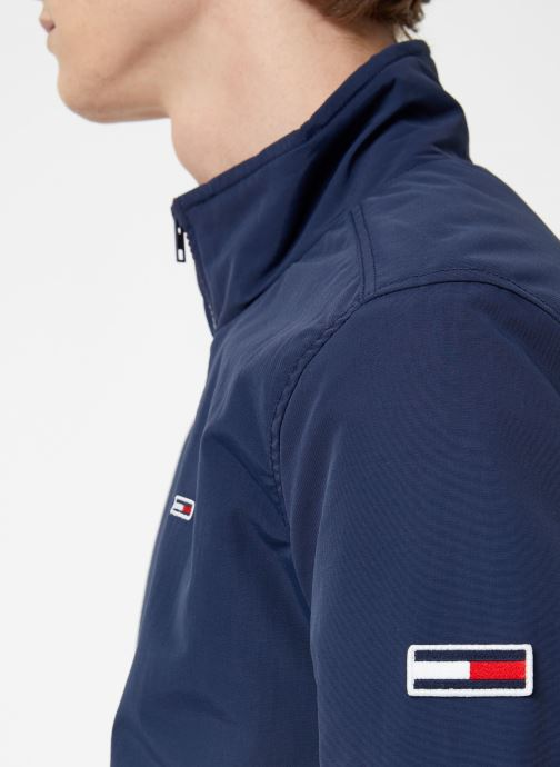 Vêtements Tommy Jeans TJM ESSENTIAL PADDED JACKET Bleu vue face