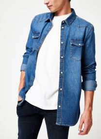 WESTERN DENIM SHIRT MSMB