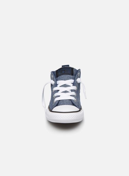 Sneakers Converse Chuck Taylor All Star Street Mid Street Urchin Blauw model