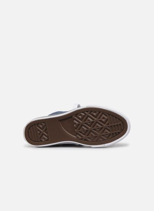 Sneakers Converse Chuck Taylor All Star Street Mid Street Urchin Blauw boven