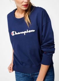 Tøj Accessories Champion Large Script Logo Crewneck Sweatshirt