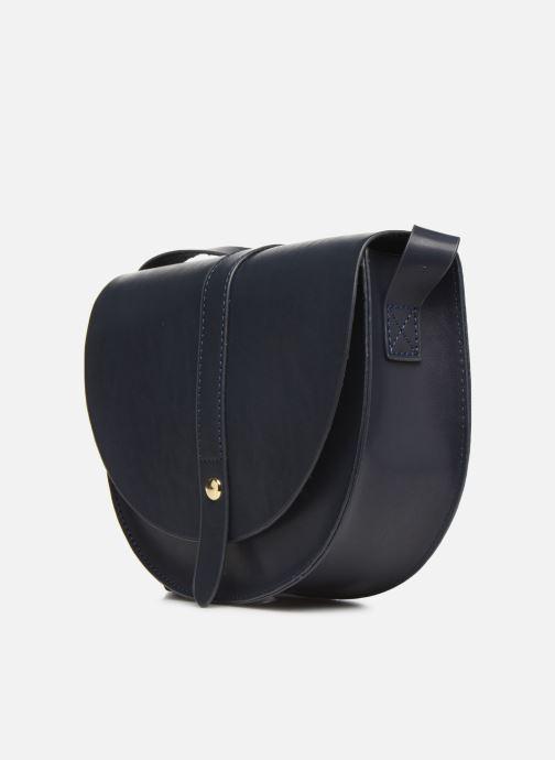 Handtaschen I Love Shoes LILUNE blau schuhe getragen
