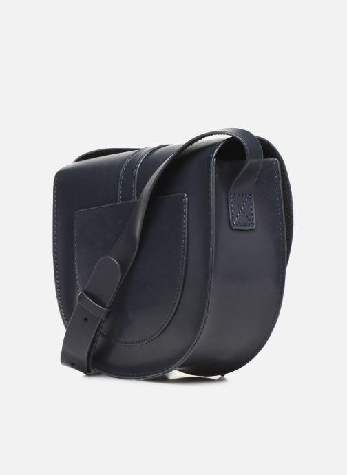 Handtaschen I Love Shoes LILUNE blau ansicht von rechts