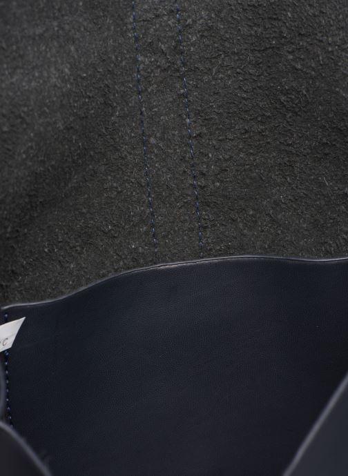 Handtaschen I Love Shoes LILUNE blau ansicht von hinten