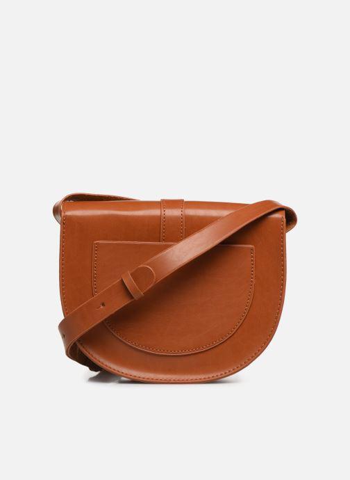 Handtaschen I Love Shoes LILUNE braun ansicht von vorne